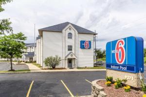 Motel 6-Streetsboro, OH