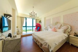 Muxia Siji Sea View Guesthouse, Privatzimmer  Yanliau - big - 69