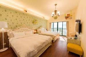 Muxia Siji Sea View Guesthouse, Privatzimmer  Yanliau - big - 66