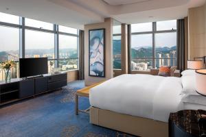 Hilton Jinan South Hotel & Residences, Hotely  Ťi-nan - big - 39