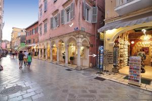 Lemonia Luxury Apartment, Apartments  Corfu Town - big - 2