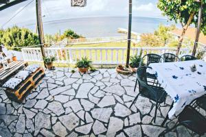 Villa Galanis by the sea Achaia Greece