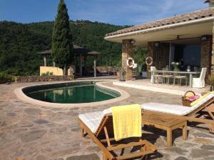 Villa Seteais, Vily  La Garde-Freinet - big - 1