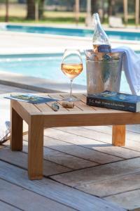 Domaine de Biar, Bed & Breakfasts  Montpellier - big - 156