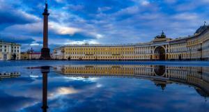 Апартаменты у Млады и Александра, Апартаменты  Санкт-Петербург - big - 39