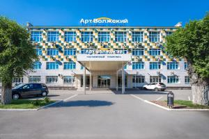 Аrt-Volzhskiy - Leninskoje