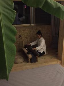 Jing Pu Plant Theme Hostel, Hostely  Jinghong - big - 93