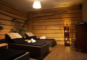 Residence Cavanis Wellness & Spa, Апарт-отели  Sappada - big - 54