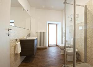 Residence Cavanis Wellness & Spa, Aparthotels  Sappada - big - 5