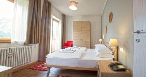 Residence Cavanis Wellness & Spa, Aparthotels  Sappada - big - 14