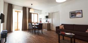 Residence Cavanis Wellness & Spa, Aparthotels  Sappada - big - 17