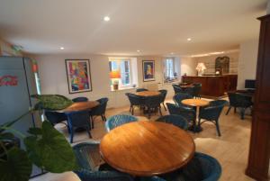 Anne de Bretagne, Hotel  Saint Malo - big - 11