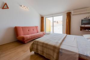 Studio Apartment in Crikvenica XIV, Апартаменты  Цриквеница - big - 4