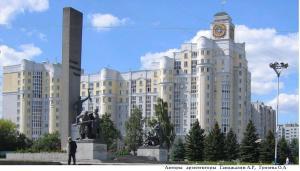 obrázek - Apartment on ploshchad' Partizan
