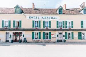 Location gîte, chambres d'hotes Hotel Le Central dans le département Creuse 23