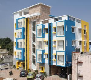 Auberges de jeunesse - Jeyam Residency