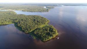 Campsite Perepelinyi ostrov - Semënkovo