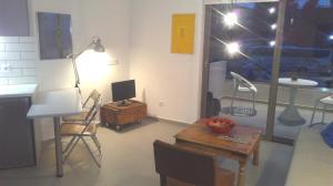 Palamidi view newly constructed studio Argolida Greece