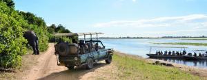 Thebe River safaris, Hotely  Kasane - big - 24