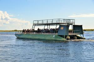 Thebe River safaris, Hotely  Kasane - big - 25