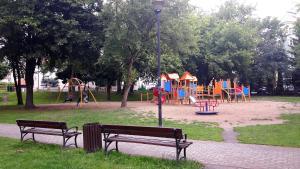 Apartament Parkowy
