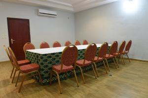 Hotel Mirambeau, Hotels  Lomé - big - 33