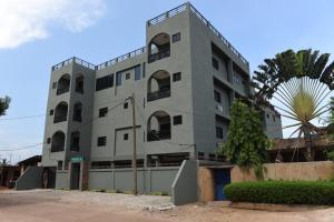Hotel Mirambeau, Hotels  Lomé - big - 35