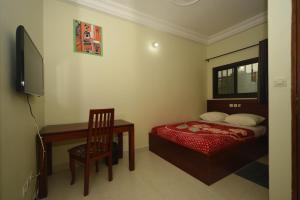 Hotel Mirambeau, Hotels  Lomé - big - 40