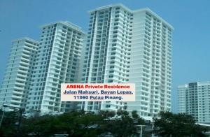 Arena Residence By Ho Yong Chang, Apartments  Bayan Lepas - big - 1