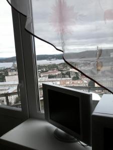Apartment on Polyarnaya 4, Ferienwohnungen  Severomorsk - big - 12