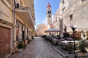 Lydias Apartment Corfu Town, Ferienwohnungen  Korfu-Stadt - big - 5