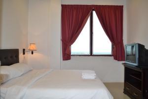 Auberges de jeunesse - Mutiara Penthouse Hotel