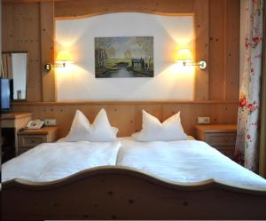 Aktiv-Hotel Traube, Szállodák  Wildermieming - big - 5