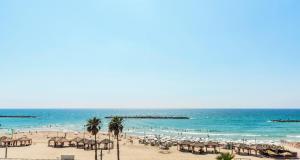 Luxury Apts 5-min Walk to Gordon Beach by Sea N' Rent