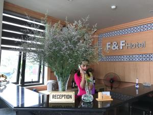 F & F Hotel, Hotely  Hai Phong - big - 27