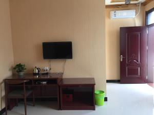 Standard Double Room Flower Inn Dunhuang