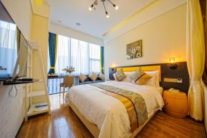Alibaba Hotel Mudu Branch, Hotels  Suzhou - big - 32