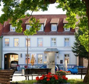 Bluhm's Hotel & Restaurant am Markt - Breddin