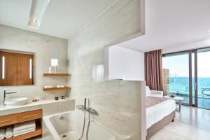 Double Suite Sea View Lesante Blu - The Leading Hotels of the World