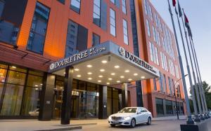 Отель Doubletree by Hilton Новосибирск
