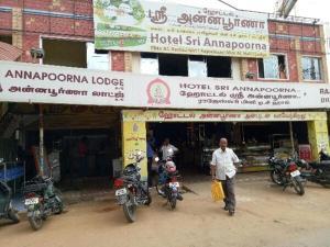 Auberges de jeunesse - Hotel Sri Annapoorna