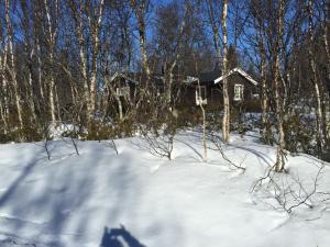 Finnvallstugan holiday house