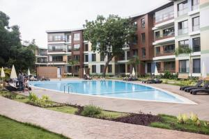 Accra Luxury Apartments Cantonments, Апартаменты  Аккра - big - 9