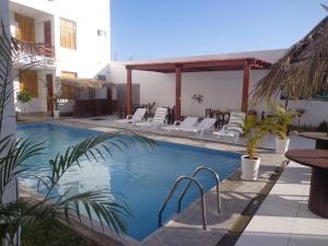 Hotel Hilroq II, Hotels - Ica