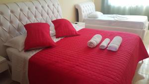 Hotel Arberia, Hotel  Tirana - big - 40