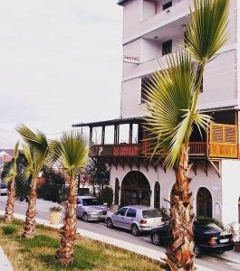 Hotel Arberia, Szállodák  Tirana - big - 58