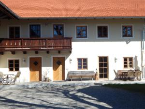 Ferienwohnung Am Feldbach - Heufeld