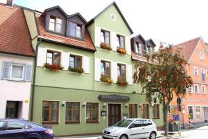 Goldener Schwan Hotel Garni - Ipsheim