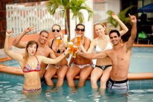 Hotel Hacaritama Colonial, Hotels  Villavicencio - big - 17