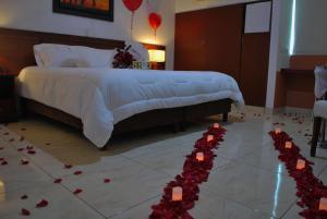 Hotel Hacaritama Colonial, Hotels  Villavicencio - big - 13
